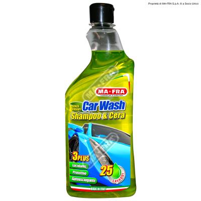Shampoo & Cera (Šampon i Vosak)